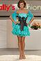 Платье #11957. Вид 2.