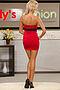 Платье #12332. Вид 4.