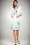 Костюм (Платье с жакетом) #16535. Вид 2.