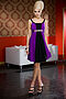 Платье #5586. Вид 3.