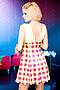 Платье #5746. Вид 4.