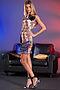 Платье #6440. Вид 3.