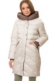Утепленное пальто 67180