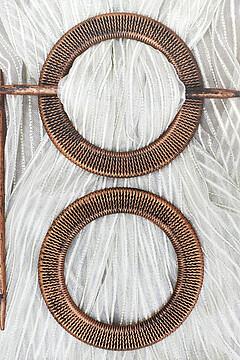 Кольцо декоративное для штор