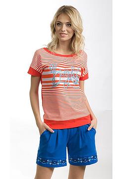 Пижама (Шорты+Футболка)