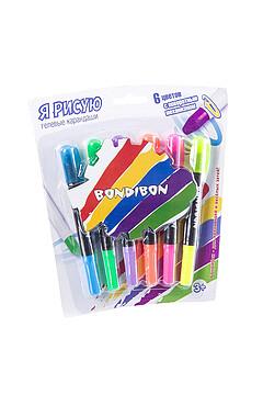 Набор гелевых карандашей для рисования