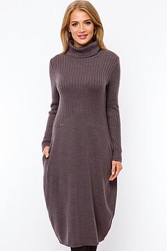 Трикотажное платье