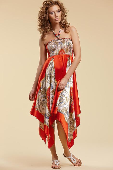 Платье за 2130 руб.