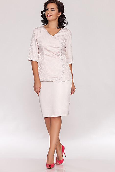 Костюм (Блузка+юбка) за 1725 руб.