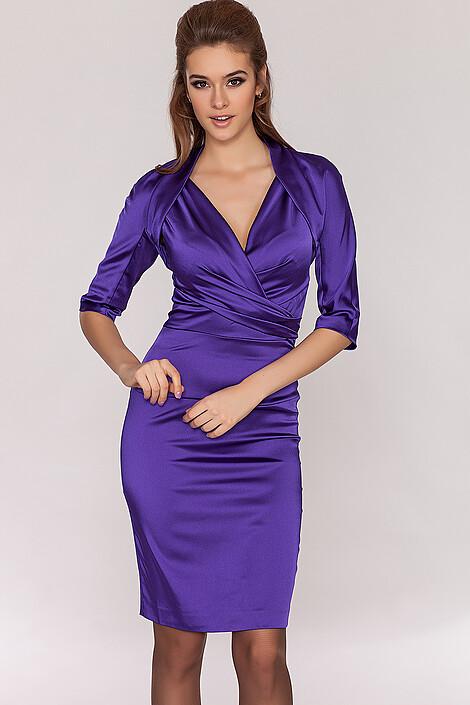 Платье с накидкой за 0 руб.
