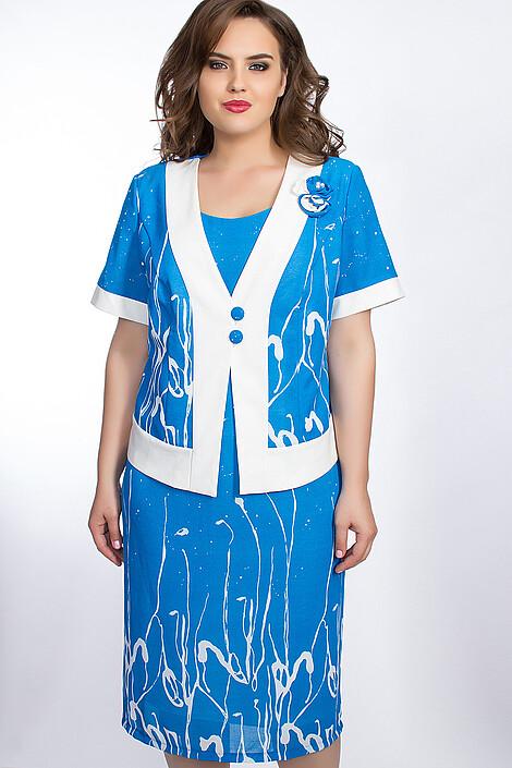 Платье с жакетом за 5460 руб.
