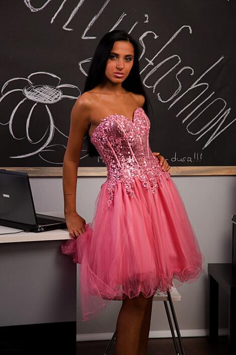 Платье за 8870 руб.