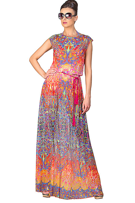 Платье пляжное за 5250 руб.