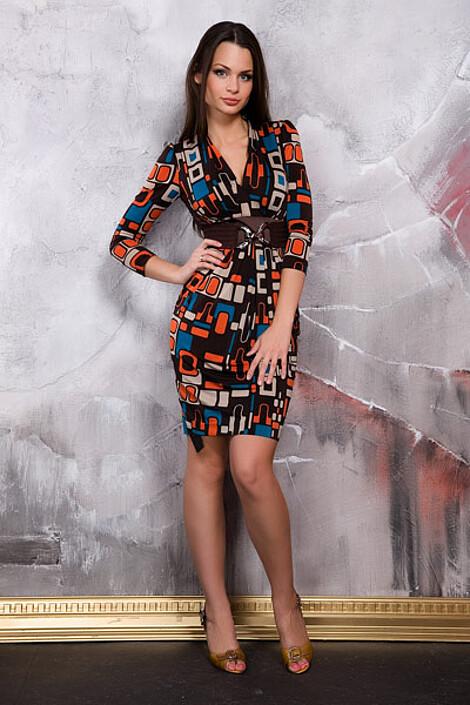 Платье за 7350 руб.