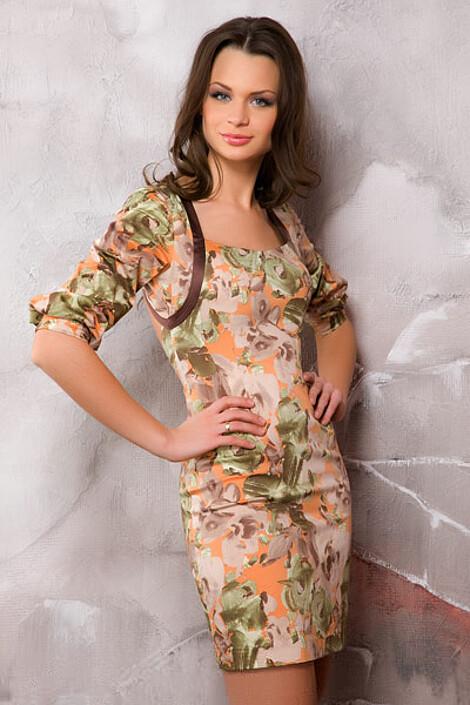 Платье за 5800 руб.