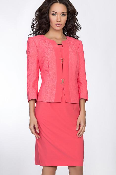 Комплект (жакет+платье) за 3094 руб.