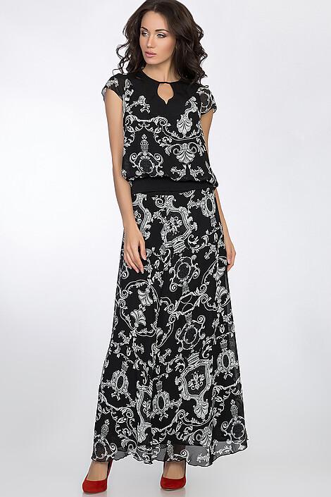Костюм (юбка+блуза) за 2744 руб.