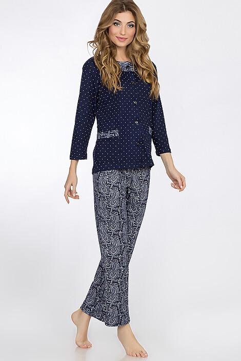 Костюм (блуза+брюки) за 1760 руб.