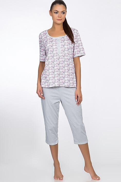 Пижама (блуза+бриджи) за 644 руб.