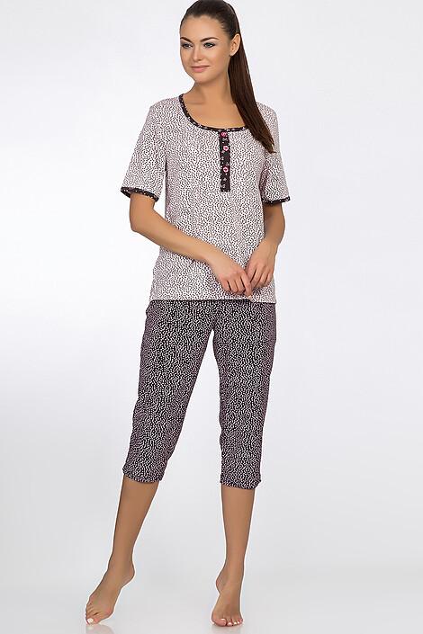 Пижама (блуза+бриджи) за 838 руб.