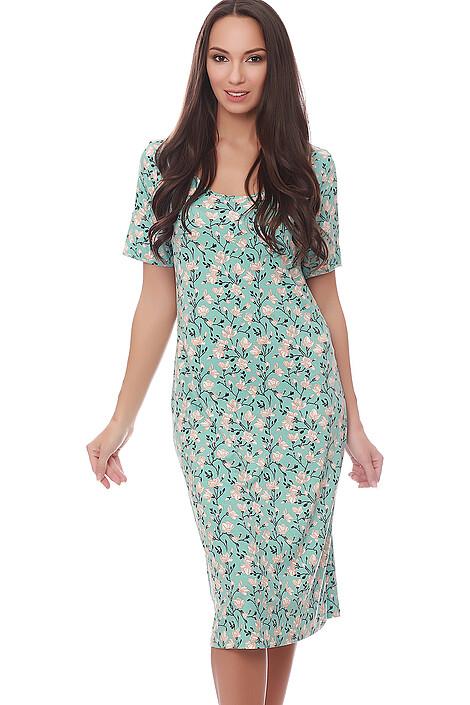 Платье за 972 руб.