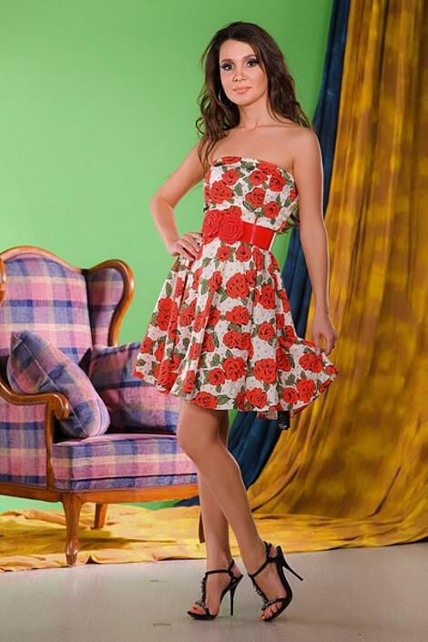 Платье за 7230 руб.