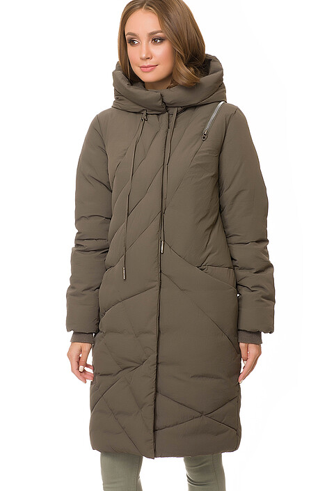 Утепленное пальто за 9953 руб.