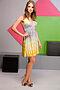 Платье #3446. Вид 1.