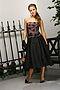 Платье #605. Вид 1.