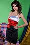 Платье #6569. Вид 1.