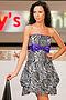 Платье #9741. Вид 1.