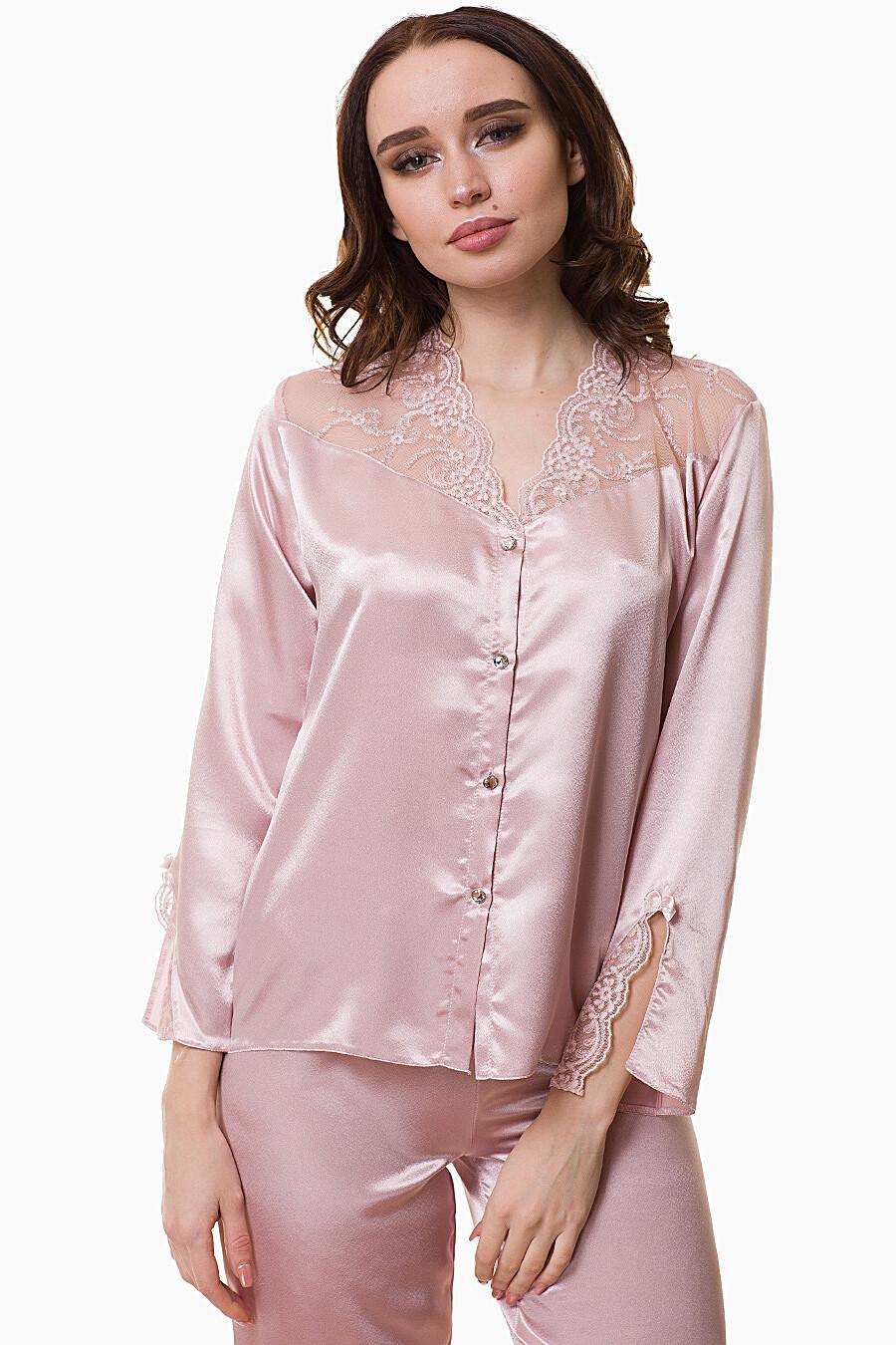 Комплект (Блуза + Брюки) #111407