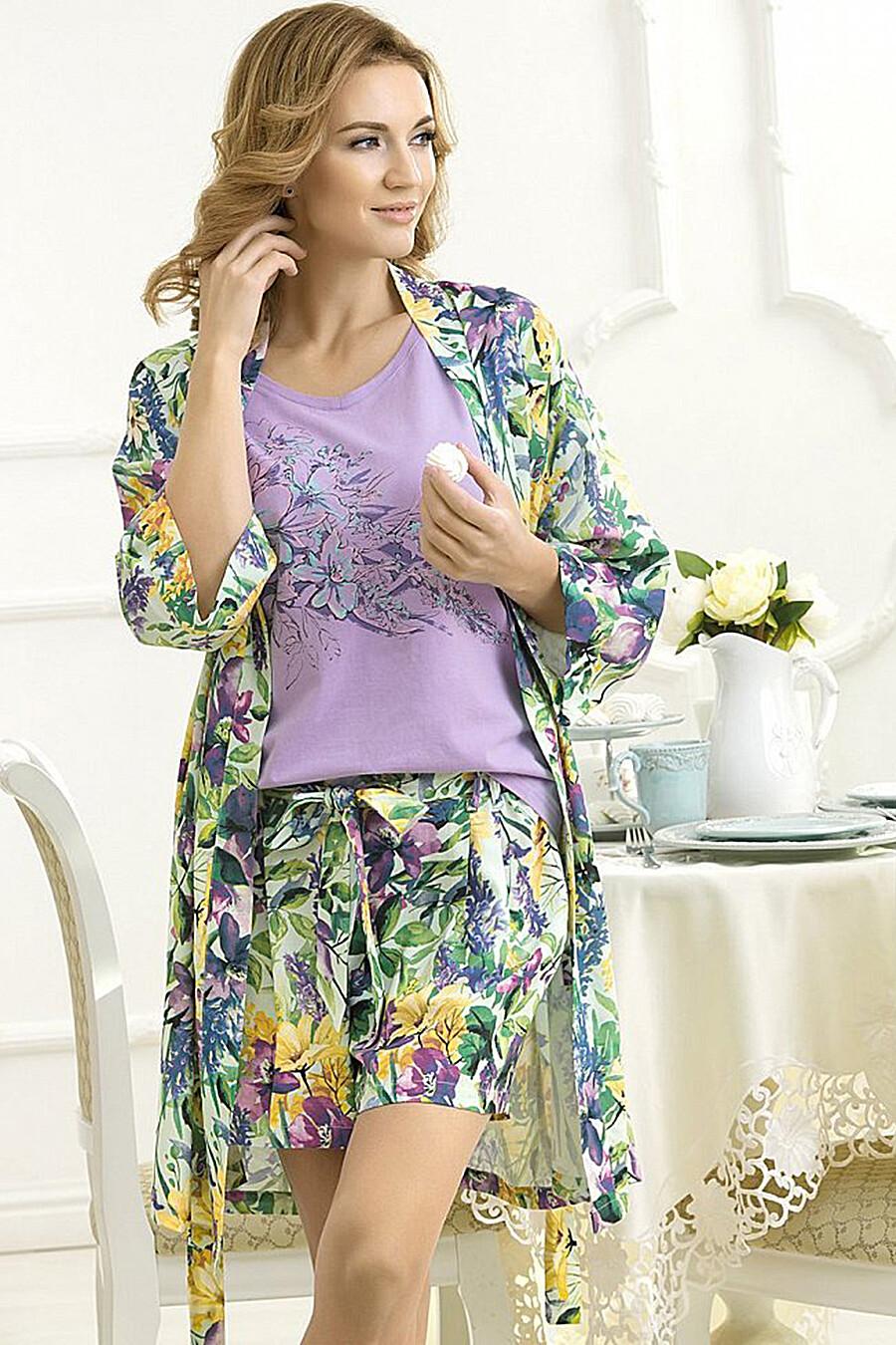 Пижама (Шорты+Футболка) #111425