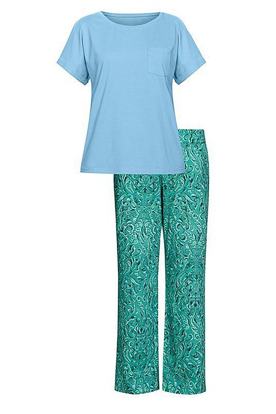 Пижама (Брюки+Футболка) #111434