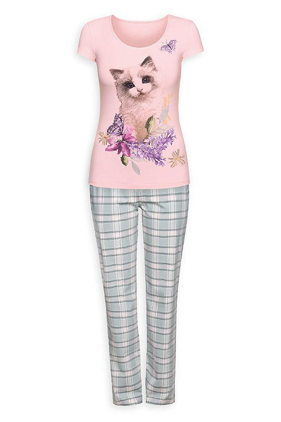 Пижама (Брюки+Футболка) PELICAN (111436), купить в Optmoyo.ru