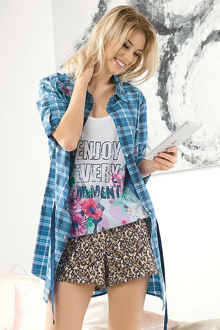 Пижама (Майка+Шорты) #111458