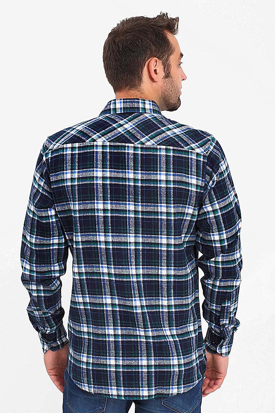 Рубашка для мужчин F5 116260 купить оптом от производителя. Совместная покупка мужской одежды в OptMoyo