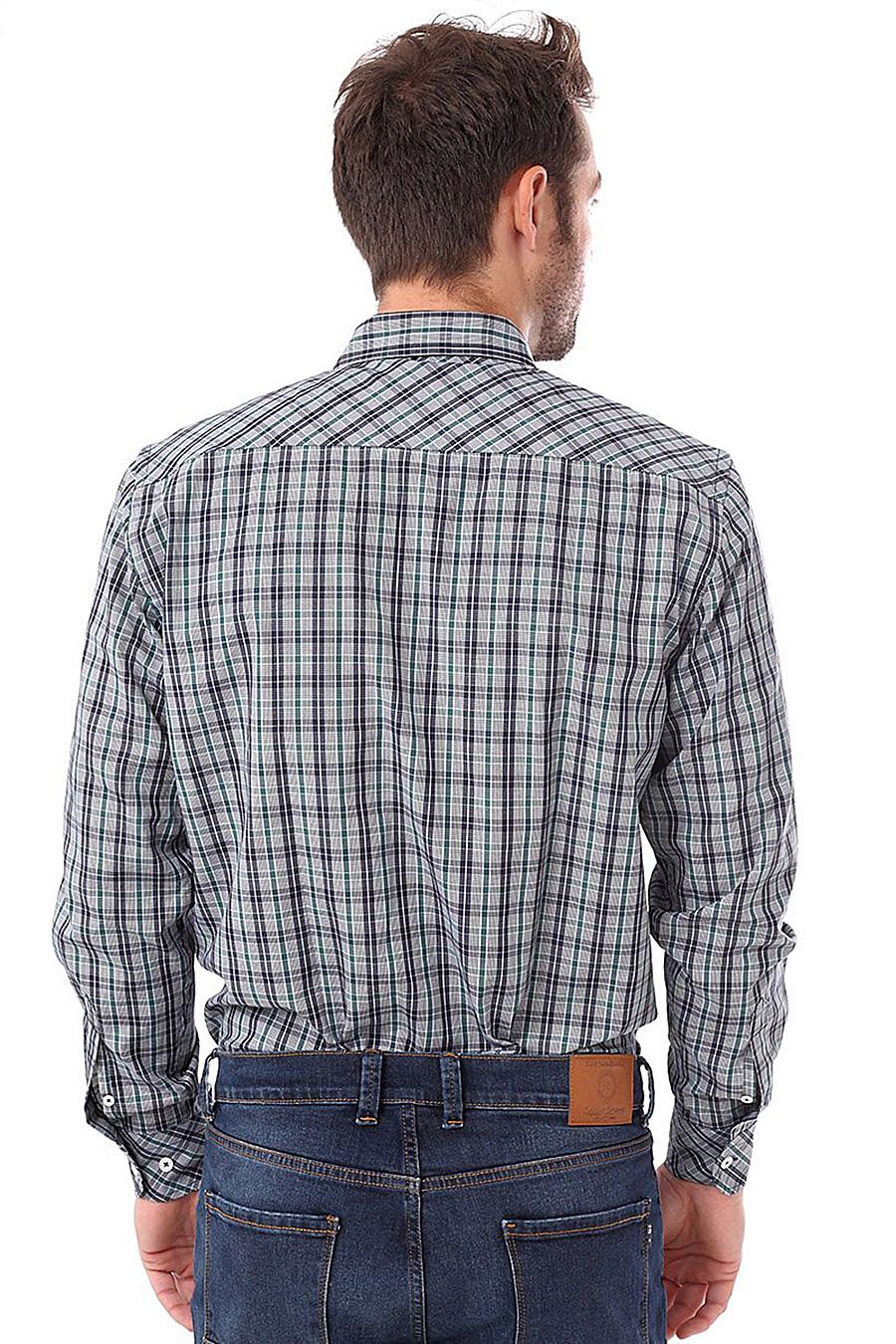 Рубашка для мужчин F5 116272 купить оптом от производителя. Совместная покупка мужской одежды в OptMoyo