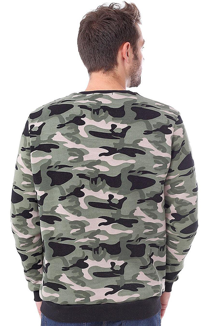 Толстовка для мужчин F5 116495 купить оптом от производителя. Совместная покупка мужской одежды в OptMoyo