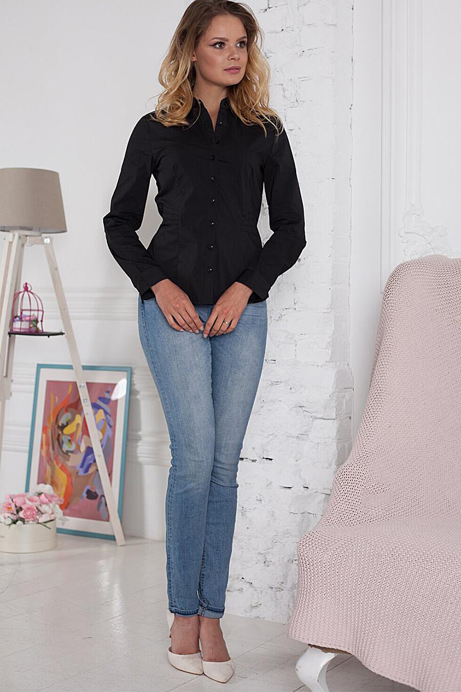 Рубашка MODALIME (117557), купить в Optmoyo.ru