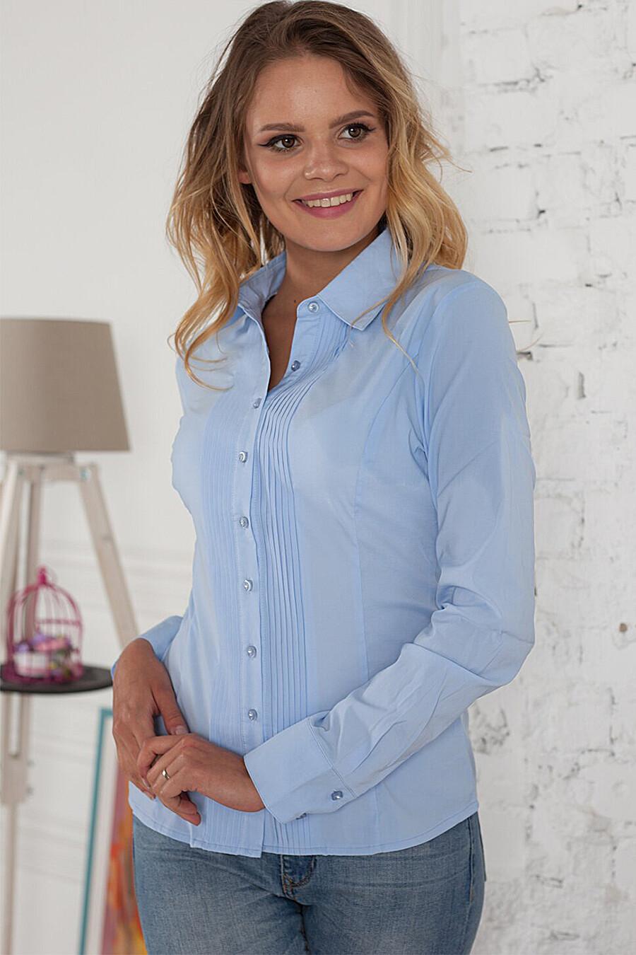 Рубашка MODALIME (117560), купить в Optmoyo.ru