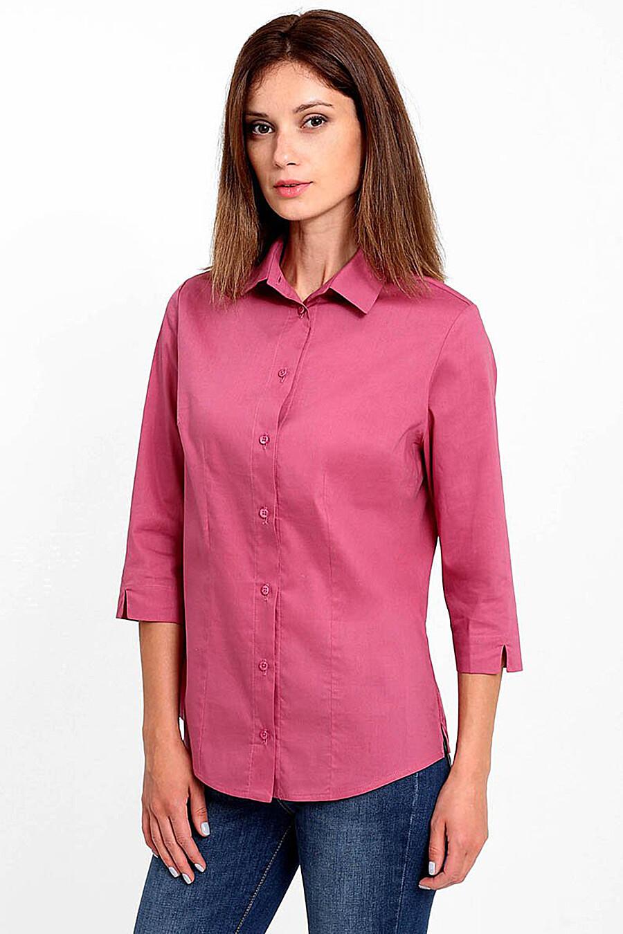 Блуза для женщин F5 120853 купить оптом от производителя. Совместная покупка женской одежды в OptMoyo
