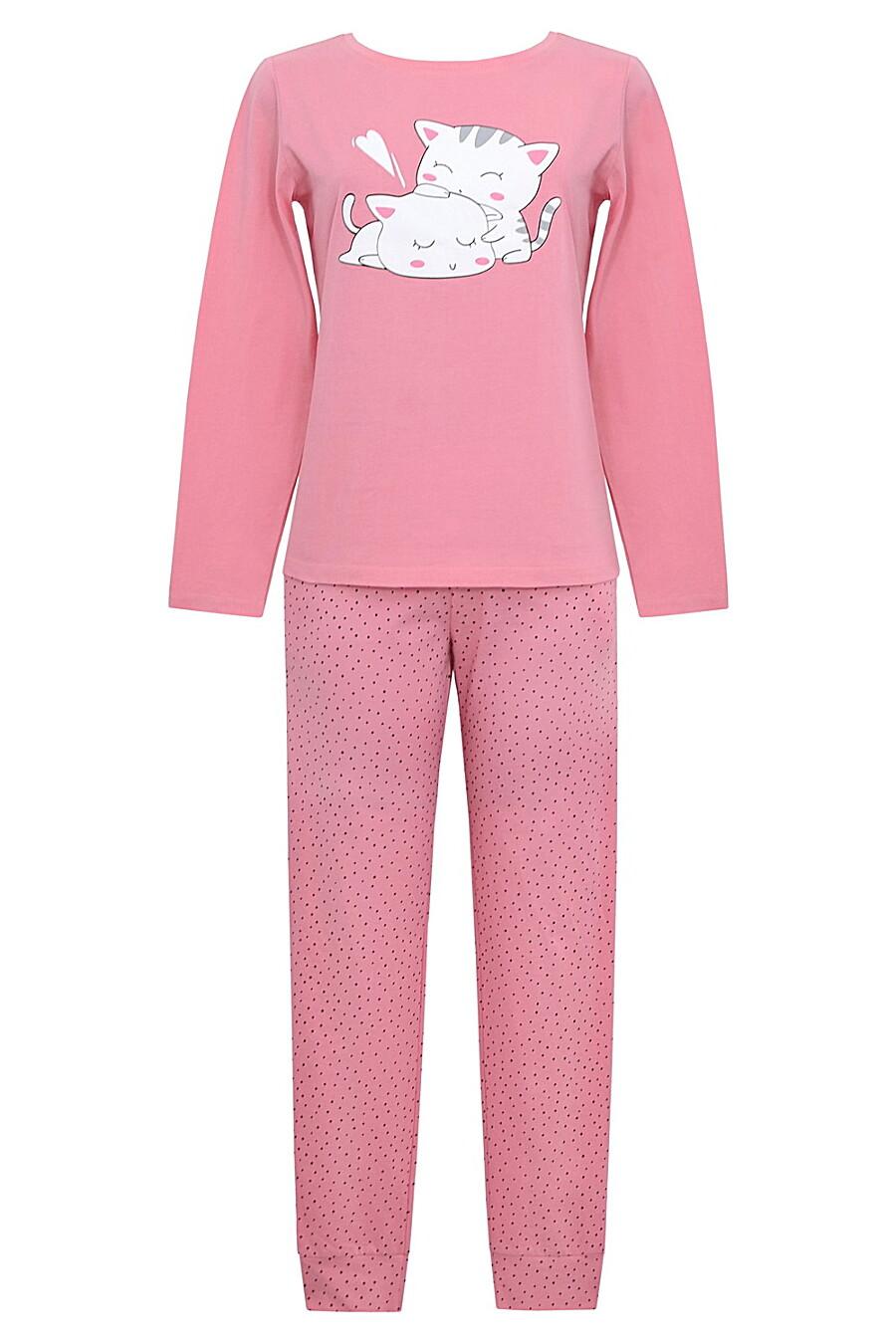 Комплект (Брюки+Джемпер) для женщин TRIKOZZA 121712 купить оптом от производителя. Совместная покупка женской одежды в OptMoyo