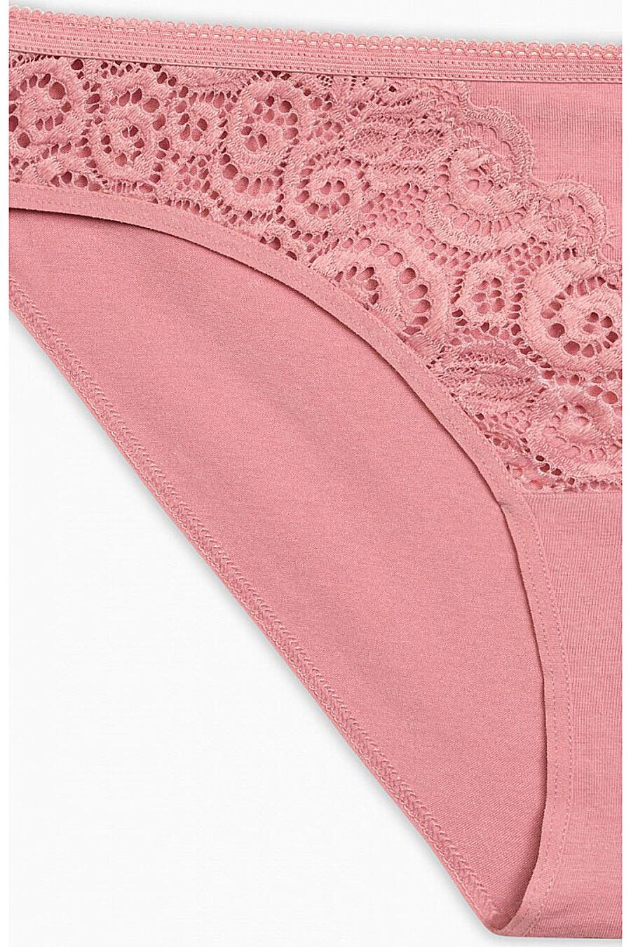 Трусы для женщин PELICAN 123207 купить оптом от производителя. Совместная покупка женской одежды в OptMoyo