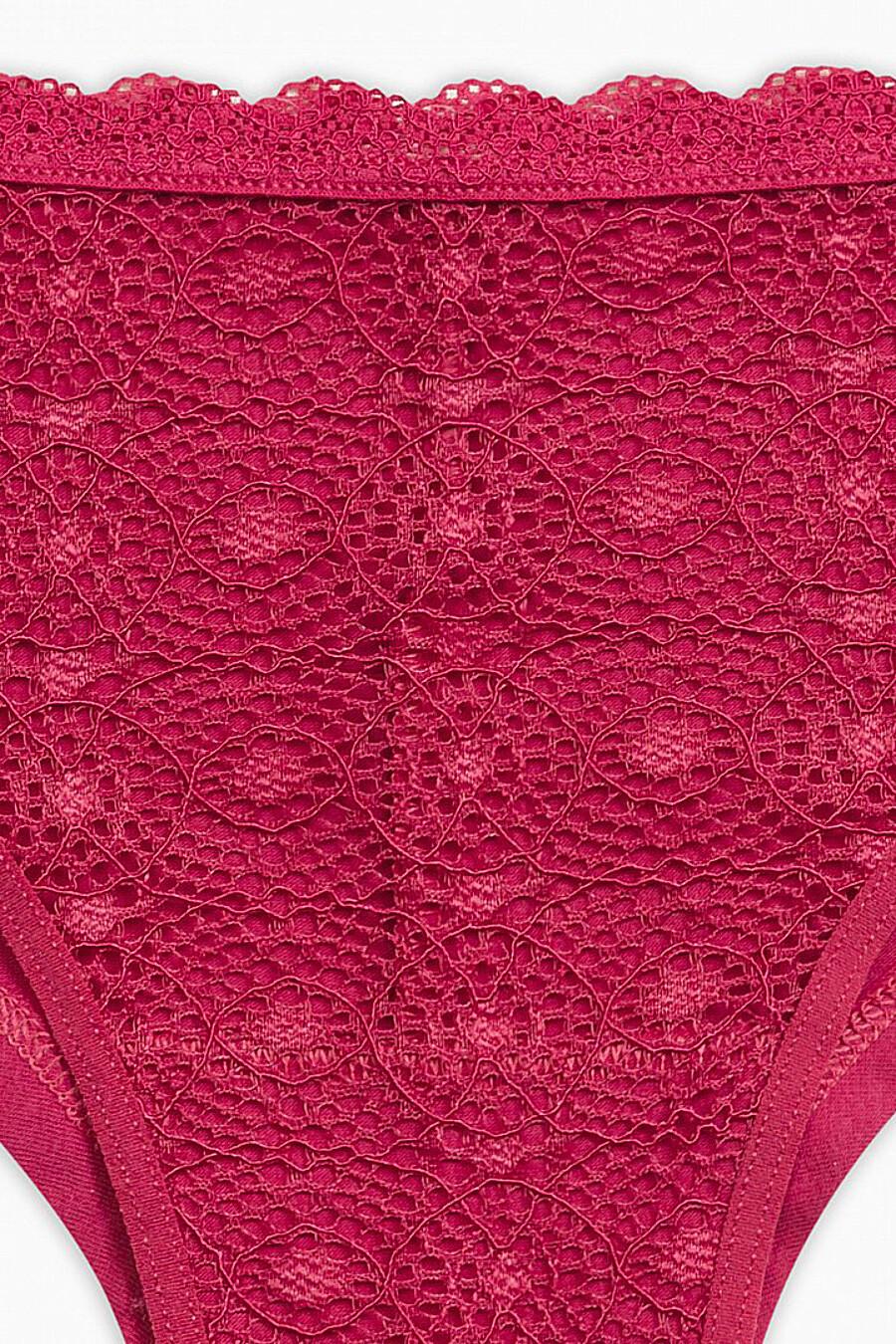Трусы для женщин PELICAN 123304 купить оптом от производителя. Совместная покупка женской одежды в OptMoyo