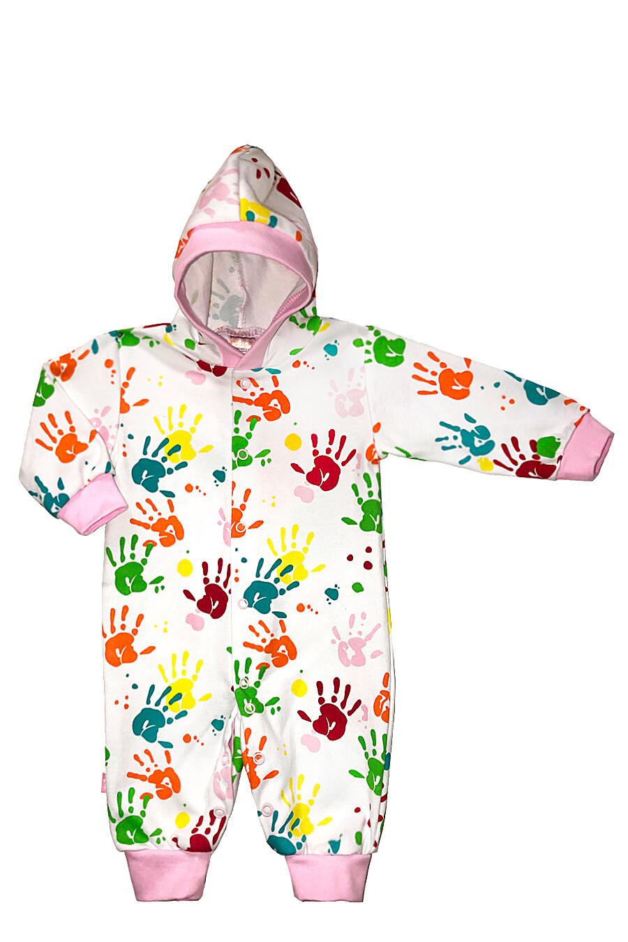 Комбинезон для девочек КОТМАРКОТ 123976 купить оптом от производителя. Совместная покупка детской одежды в OptMoyo