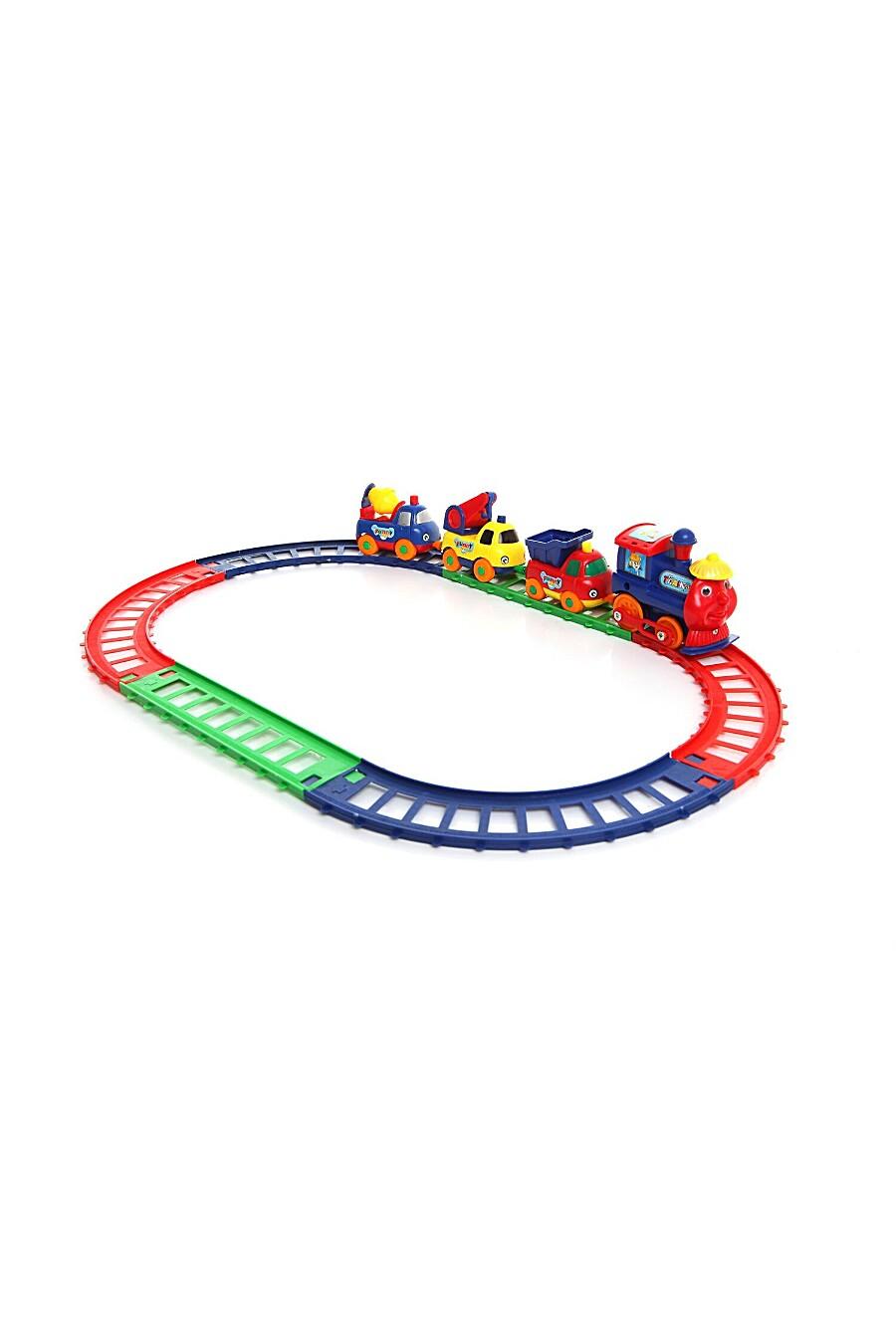 Железная дорога на магнитах BONNA (127757), купить в Moyo.moda