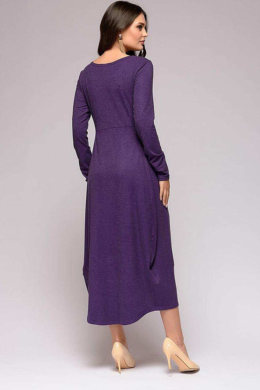 Платье для женщин 1001 DRESS 130971 купить оптом от производителя. Совместная покупка женской одежды в OptMoyo