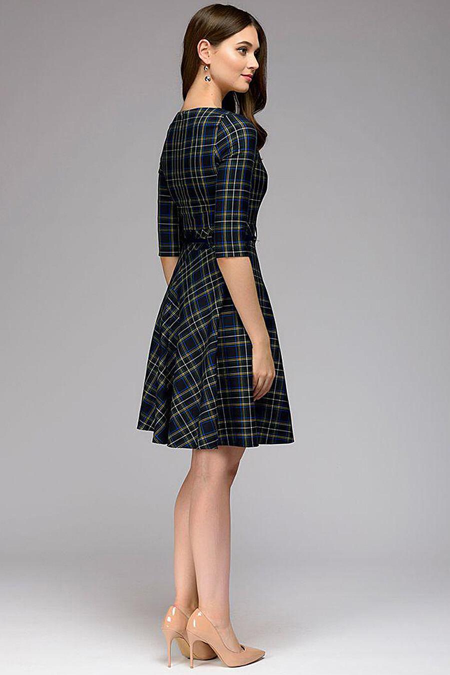 Платье для женщин 1001 DRESS 131168 купить оптом от производителя. Совместная покупка женской одежды в OptMoyo