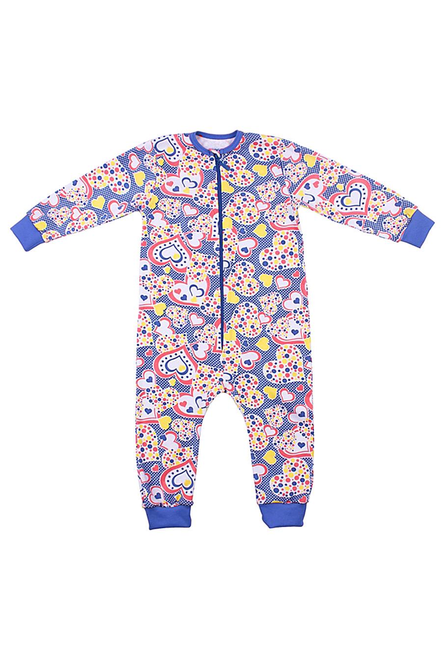 Комбинезон для девочек Archi 131206 купить оптом от производителя. Совместная покупка детской одежды в OptMoyo